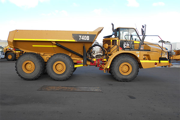 articulated dump truck_header