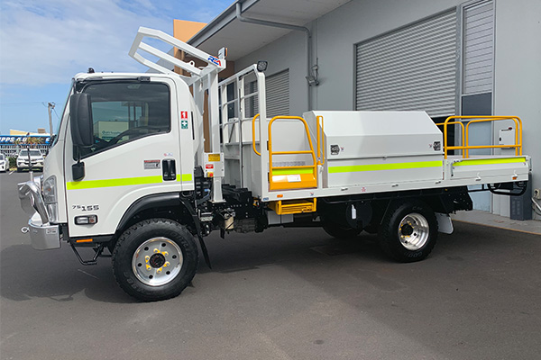 fitters truck 1